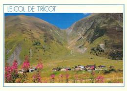 74 - Le Col De Tricot - Les Chalets De Miage - Unclassified
