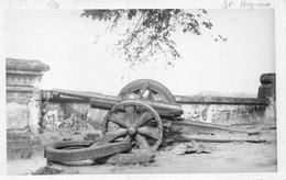 21-7721 : SAINT-AIGNAN-SUR-CHER.  GUERRE 1939.1945. LIGNE DE DEMARCATION. LE CANON - Saint Aignan