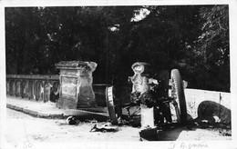 21-7722 : SAINT-AIGNAN-SUR-CHER.  GUERRE 1939.1945. LIGNE DE DEMARCATION. LE CANON - Saint Aignan