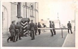 21-7723 : SAINT-AIGNAN-SUR-CHER.  GUERRE 1939.1945. LIGNE DE DEMARCATION. LA FRONTIERE - Saint Aignan
