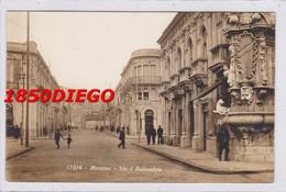 17014 MESSINA - VIA I SETTEMBRE F/PICCOLO VIAGGIATA  ANIMAZIONE - Messina