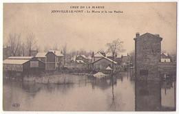 (94) 195, Joinville Le Pont, ELD, La Marne Et La Rue Pauline - Joinville Le Pont
