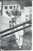 Aviatrice Maryse Bastié - Aviateurs