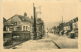 76* MAROMME Rte Du Havre     MA80-1150 - Maromme