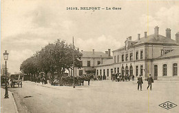 90* BELFORT  La Gare         MA82_0731 - Belfort - Ville