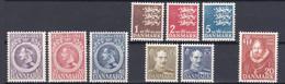 1945-46. Denmark. Full Years. MNH ** - Volledig Jaar