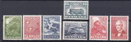 1947. Denmark. Full Year. MNH ** - Volledig Jaar