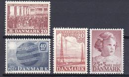 1949-50. Denmark. Full Years. MNH ** - Volledig Jaar