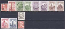 1953. Denmark. Full Year. MNH ** - Volledig Jaar
