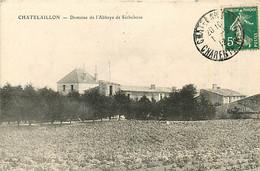 17* CHATELAILLON Abbaye Secheboue    MA84,1134 - Non Classés
