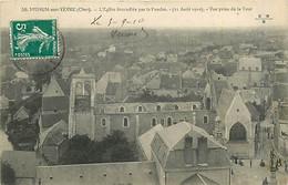 18* MEHUN SUR YEVRE  Eglise              MA84,1162 - Mehun-sur-Yèvre