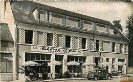 18* MEHUN SUR YEVRE Hotel «lion D Or» CPSM Petit Format               MA84,1167 - Mehun-sur-Yèvre