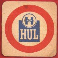 Sous-bock - H - HUL - Beer Mats