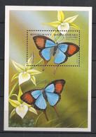 Madagascar - 1998 - Bloc Feuillet BF N°Yv. 121 - Papillons / Butterflies - Neuf Luxe ** / MNH / Postfrisch - Schmetterlinge