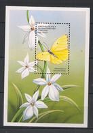 Madagascar - 1998 - Bloc Feuillet BF N°Yv. 122 - Papillons / Butterflies - Neuf Luxe ** / MNH / Postfrisch - Schmetterlinge