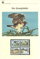 Guinea 2013 - WWF Der Kampfadler - Komplettes Kapitel Postfrisch MK FDC - Unclassified