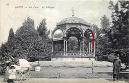 Belgique - Gand - Le Parc - Le Kiosque - Edit. Van Den Heuvel N° 65 - Gent