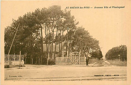 44*  ST BREVIN LES PINS Av Vila                    MA86,0270 - Non Classés