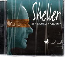 "WILLIAM SHELLER ""LES MACHINES ABSURDES"" CD 2000 - Andere - Franstalig"