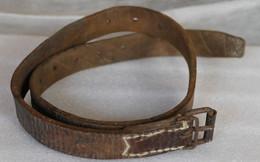 Sangle Cuir - 1939-45