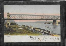 AK 0749  Wien - Kaiser Franz Josefs-Brücke Um 1907 - Wien Mitte