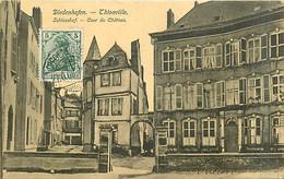 57* THIONVILLE Cour Chateau          MA88,0447 - Thionville