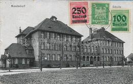 AK OLD  POSTCARD - GERMANIA - BERLIN - KAULSDORF - SCHULE - VIAGGIATA 1925 -  G62 - Andere