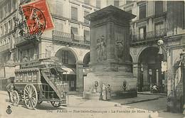 75* PARIS  Fontaine De Mars – Rue St Dominique  MA88,1235 - Unclassified