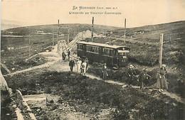 88* LE HONNECK  Arrivee Tram                       MA89,0713 - Non Classés
