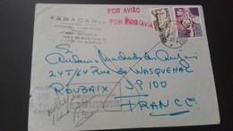 Portugal - Postal Carta Circulada - Cartas