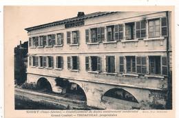79 Cpa Niort Bains Juin  ( Rare ) - Niort
