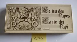 Ancien Jeu De Cartes : Coffret Le Jeu Des PAPES ( 3 Jeux ) - Non Classificati