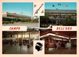 CPM - AÉROPORT D'AJACCIO - Campo Dell'Oro ... - Aerodromes