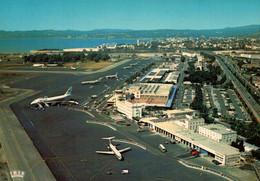 CPM - AÉROPORT De NICE - Vue Aérienne  ... Edition Mar - Aerodromes