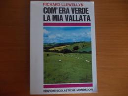 R. Llevellyn - Com'era Verde La Mia Valle - Mondadori - Ragazzi