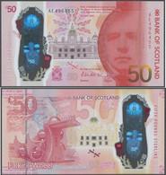 Scotland - 50 Pounds 2019 ( 2021 ) UNC BOS Lemberg-Zp - 50 Pounds