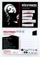 Résistances. Festival De Cinéma Et De Débats. Juillet 2021, Toulouse. Musique, Mobilité, Liberticide, Ados, Tunisie... - Other