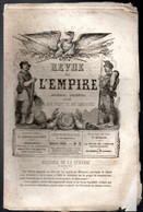 Revue De L'Empire Du 20 Janvier 1861 - Journal  Dédié Aux Villes Et Aux Campagnes - 1850 - 1899