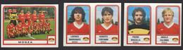 Stikers Panini 1983-84 Calcio Football Monza Mascella Colombo Marronaro Fontanini FAS00355 - Italian Edition