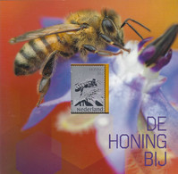 Netherlands 2021 Honey Bee Apis Mellifera Silver Version Only 3000 Printed! - Api