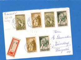 Saar 1955 Lettre De Saarbrücken    (G2630) - Brieven En Documenten