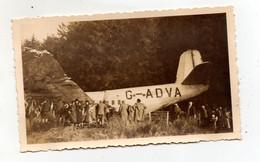 Photographie Amateur  SHORT S23C Class Empire CAPRICORNUS Hydravion G-ADVA Crash à OUROUX  Aviation Airplane - Aviation