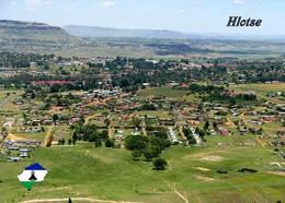 Lesotho Hlotse Aerial View New Postcard - Lesotho