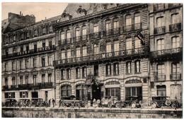 CPA 35 - RENNES (Ille Et V.) - L'Hôtel Moderne (b) - Rennes