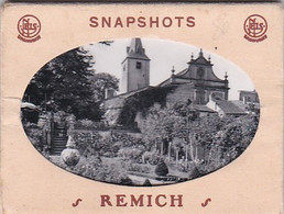 4812685snapshots, Remich. 10 Photos 7 X 9. - Remich