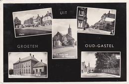 1846163Oud Gastel, Groeten Uit (kleine Vouwen In De Hoeken) - Altri