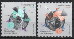 Liechtenstein 2019. Space.  The Moon Landing, Apollo 11 MNH - Ongebruikt