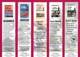 9 Marque Page.     Palémon éditions.     Bookmark. - Bookmarks