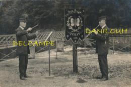 01 // TENAY Carte Photo   SOUVENIR DE L HARMONIE EN JUILLET 1915 / UNION MUSICALE * - Andere Gemeenten