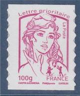 Marianne Et La Jeunesse Neuf N°856 Autocollant X 1 Lettre Prioritaire -100g, Ciappa Kawena - Luchtpost